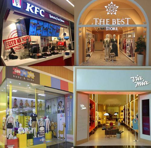 Catuaí Maringá contabiliza 13 inaugurações de lojas neste ano