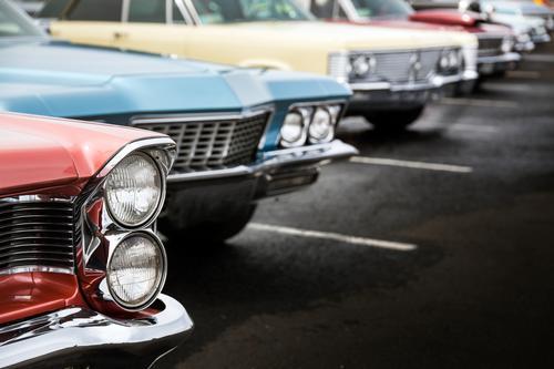 Santa Mônica recebe neste domingo o IV Encontro de Carros Antigos