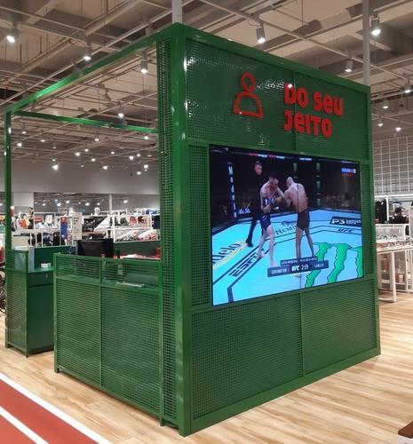 Centauro inaugura loja com novo conceito no Palladium Curitiba