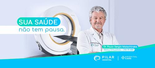 Pilar Hospital lança campanha de comunicação