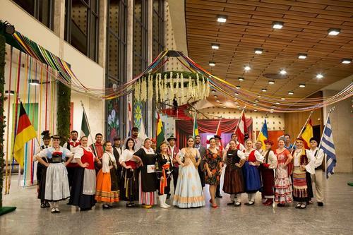 Festival Folclórico de Etnias do Paraná realiza sua primeira edição online