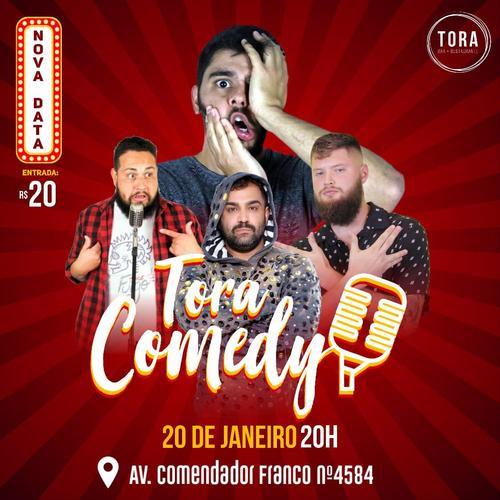 Evandro Santo se apresenta no Tora Comedy nos dias 20 e 21 de janeiro, em Curitiba