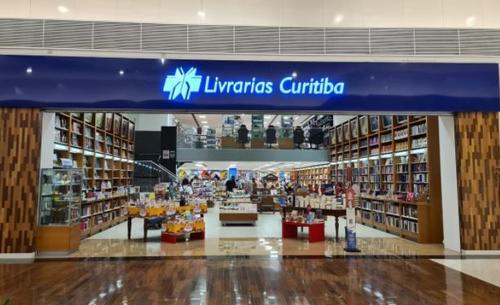 Livrarias Curitiba do Shopping Catuaí está de cara nova
