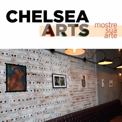 Chelsea ARTS apresenta exposição SintoniaS