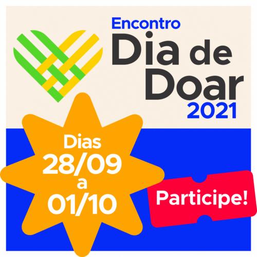 ABCR promove evento gratuito sobre o Dia de Doar 2021