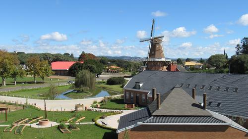 Pontos turísticos do Paraná guardam história da imigração holandesa