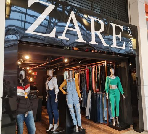 Zare Jeans inaugura loja no Shopping Estação
