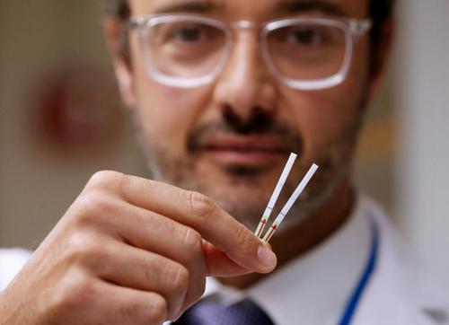Médico da Fundação Pró-Renal é finalista de concurso internacional
