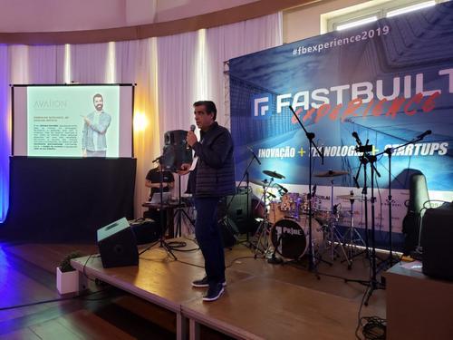 Avalion participa do Projeto Fastbuilt Experience em Blumenau