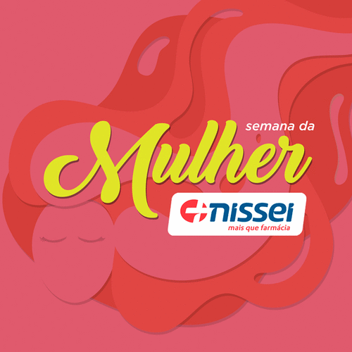 Semana da Mulher tem descontos especiais nas Farmácias Nissei