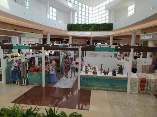 Exposição temática da Índia continua em Maringá até domingo (24)