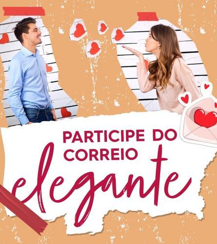 "Catuaí Shopping Maringá cria ""Correio Elegante"" virtual para o Dia dos Namorados"