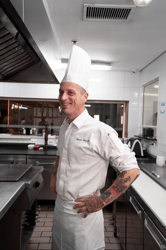 La Varenne anuncia chegada de novo chef Simone Brunelli