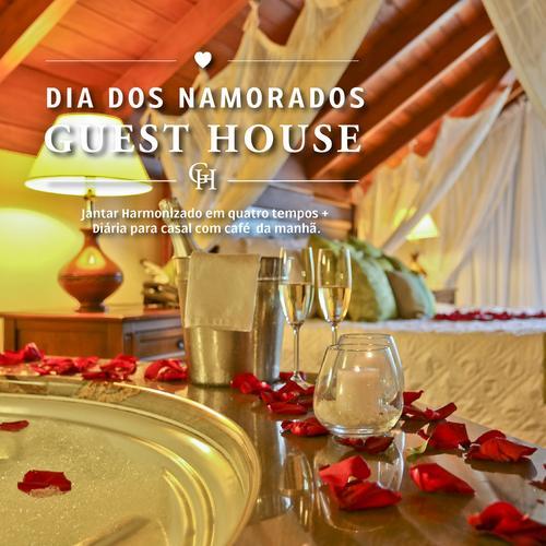 Dia dos Namorados na Pousada Esteleiro Guest House