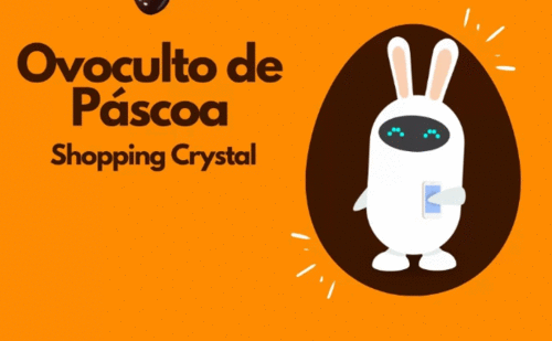 Páscoa com uma dose doce de diversão: Shopping Crystal promove Ovoculto para o feriado