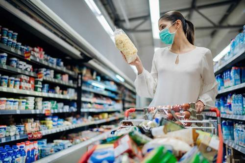 Inflação pesa nas compras no supermercado