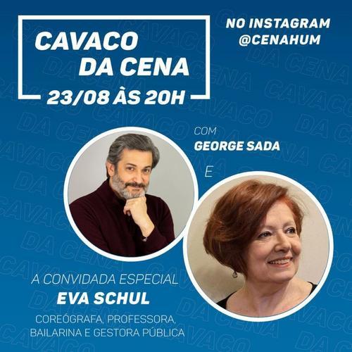 Coreógrafa Eva Schul participa do Cavaco da Cena Hum