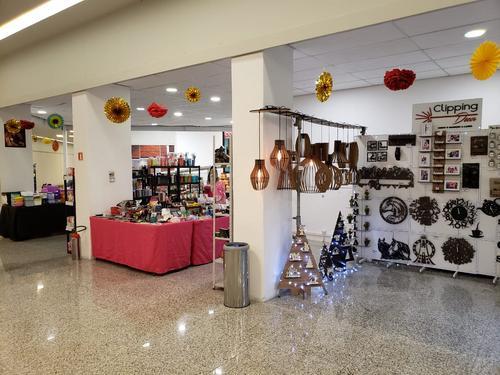 Feira do Artesanato movimenta Ventura Shopping