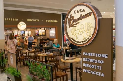 Casa Bauducco é reduto dos londrinenses apaixonados por receitas italianas