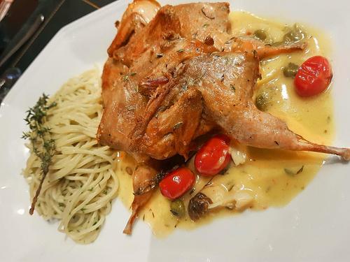 Com pratos exclusivos, Osteria Donna Lena oferece a semana da Codorna