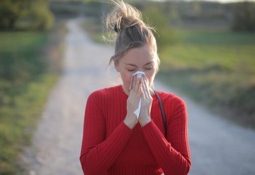 Você conhece a alergia polínica que se intensifica na primavera?