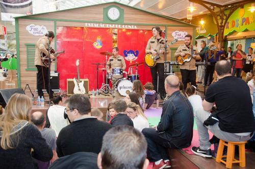 Dia Mundial do Rock é celebrado no Shopping Estação