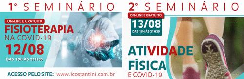 Hospital Cardiológico Costantini realiza seminários on-line e gratuitos nos dias 12 e 13 de agosto