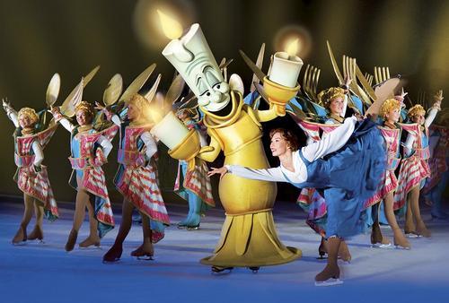 Estreia do Disney on Ice Curitiba pela metade do preço até dia 10 de fevereiro