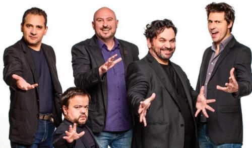 Grandes nomes da comédia curitibana se apresentam no Teatro EBANX Regina Vogue