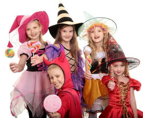 Santa Mônica Clube de Campo promove Halloween para crianças