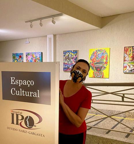 Espaço Cultural IPO, recebe a exposição