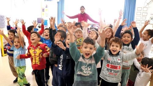 Volta às aulas, cinco dicas para adaptação das crianças na Educação Infantil.