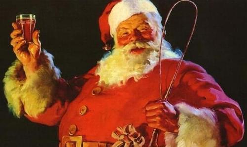É Fake News: não foi a Coca Cola que vestiu o Papai Noel de vermelho