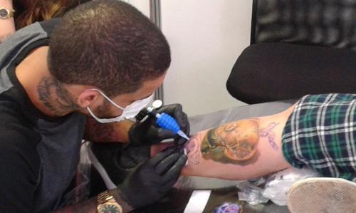 Torres Eventos recebe o maior evento de tatuagem de Curitiba