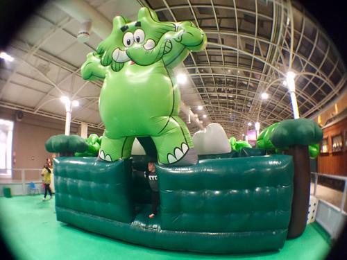 SuperAR Turma da Mônica garante a diversão nas férias, em Curitiba