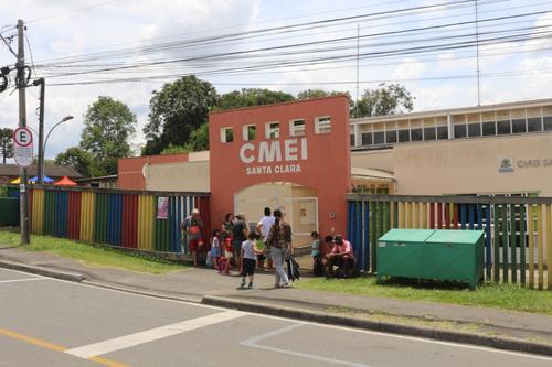 CMEI em Araucária tem ampliação concluída após parceria com construtora