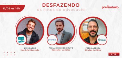 Meetup Jurídico fortalece networking do ecossistema