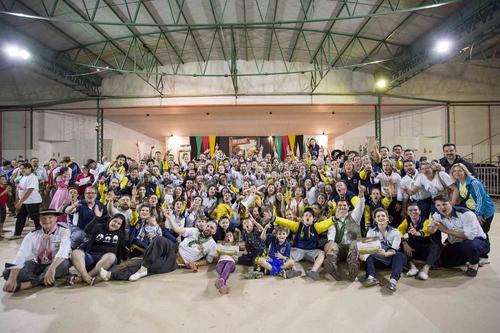 Um dos mais tradicionais CTGs do Brasil o Querência Santa Mônica comemora 30 anos neste sábado