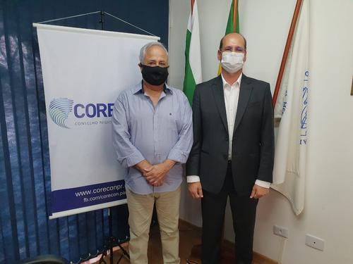 CoreconPR será presidido por Eduardo Cosentino