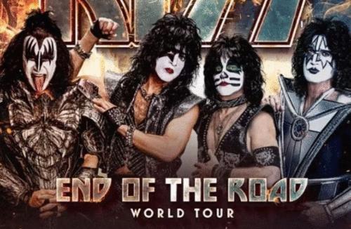 Show da Banda Kiss é adiado para novembro por conta do COVID-19