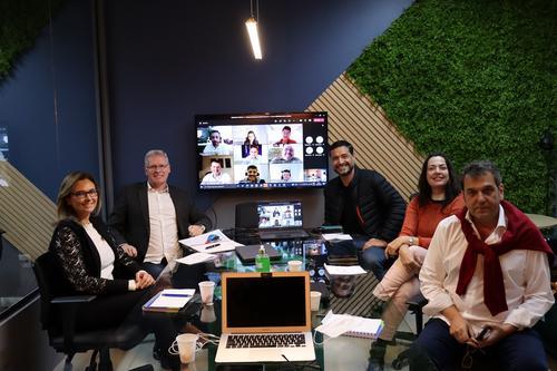 Meta Ventures promove Demoday no Instituto Caldeira