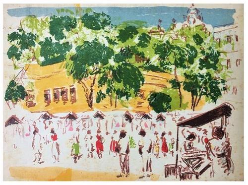 Bazar da Aldeia valoriza obras de arte de acervos pessoais para aquisição
