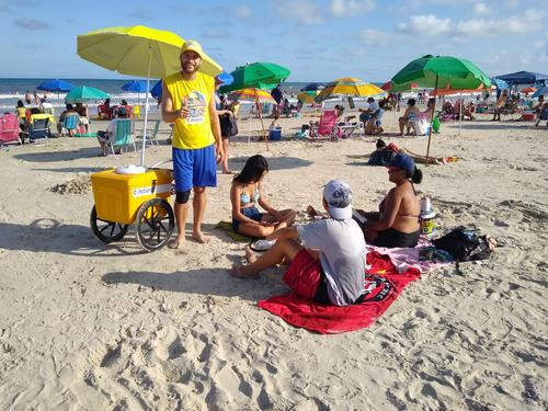 Sem medo do sol! Leitura fotográfica da Nissei ajuda a curtir o verão numa boa