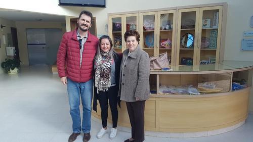 Representantes do ITMO visitam entidades irmãs