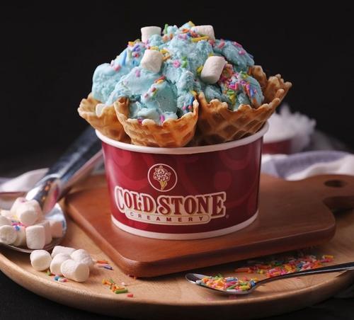 A principal marca de sorvetes super premium dos Estados Unidos, a Cold Stone Creamery chega à Santa Catarina