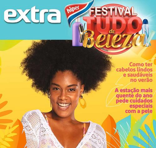 Extra realiza Festival Tudo de Beleza