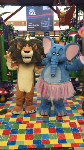 Encontro com os personagens da Floresta Encantada começa neste domingo