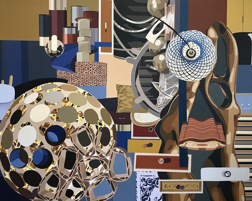 Com acervo de Zuleika Bisacchi, A.Yoshii apresenta exposição MIXART