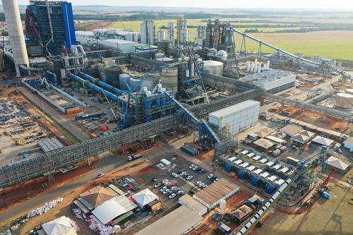 Fábrica da Bracell será pioneira em tecnologia sustentável com gaseificadores de biomassa