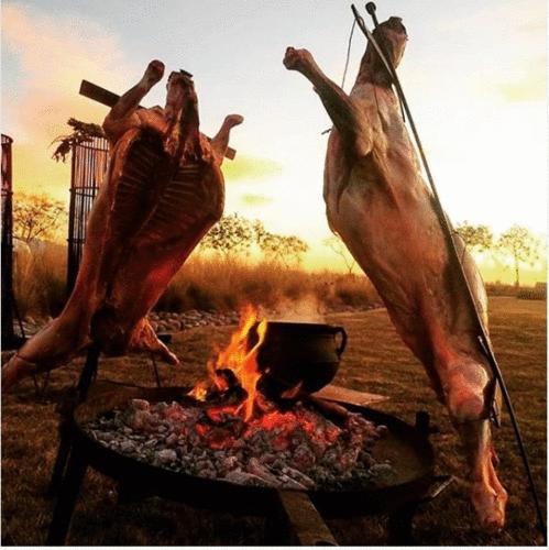 Confraria especializada em churrasco na brasa inaugura em Curitiba